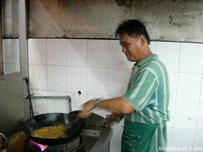 mun wah hokkien mee cook