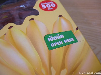 smile banana open here