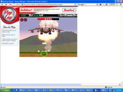 sneeze atom bomb