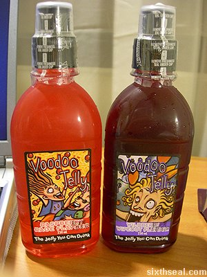 voodoo jelly drink