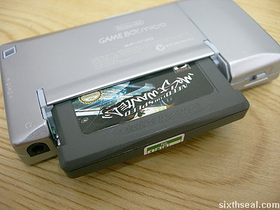 game boy micro cartridge