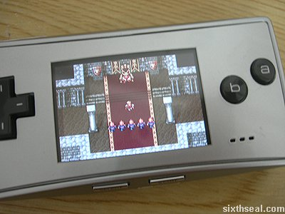 game boy micro final fantasy