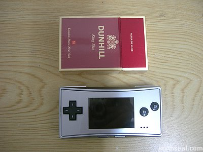 game boy micro size compare