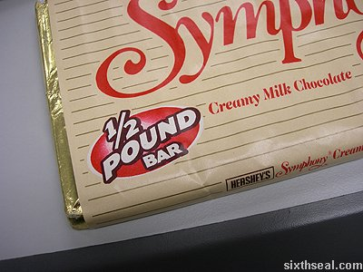 hersheys symphony pound