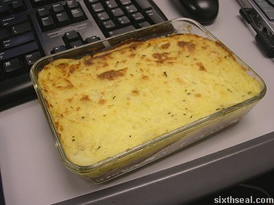 penny shepherds pie