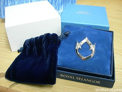 royal selangor mojo charm