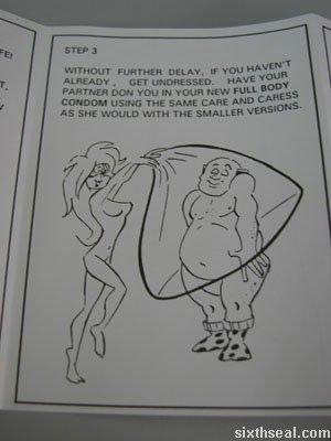 full body condom 3