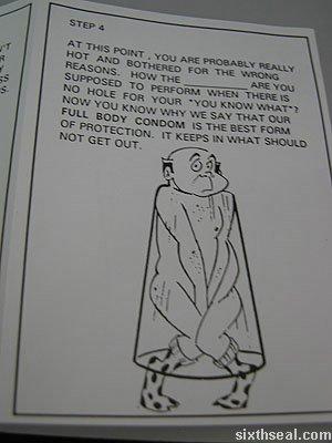 full body condom 4