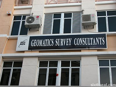 geomantics survey consultants