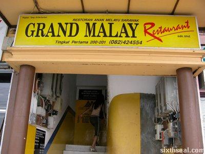 grand malay restaurant