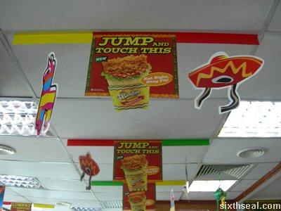 bandito jump