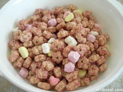 kelloggs magix cereal