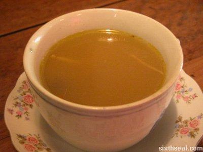 life croc soup