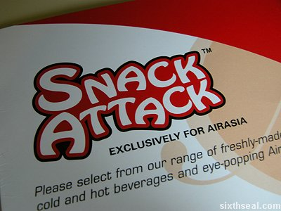 snack attack intro