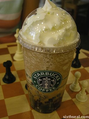 starbucks coffee jelly