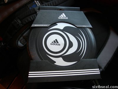 adidas regulation disc