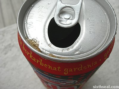 gardenia cola drink