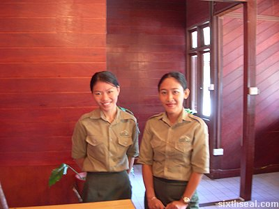 kinabalu park wardens