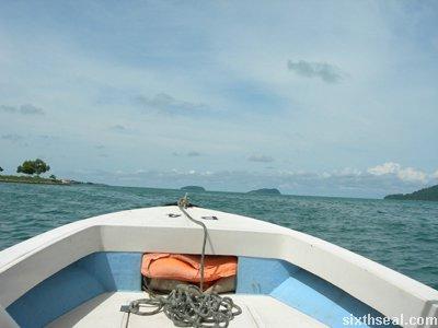 manukan island heading