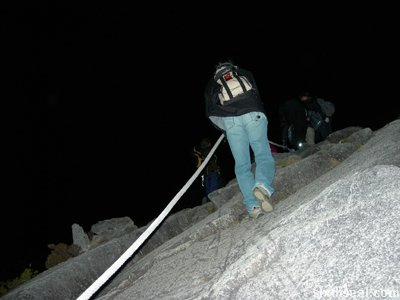 scaling mt kinabalu