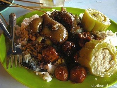 hui sing food