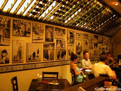 la bodega wall
