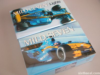 mild seven limited f1