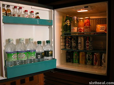mo minibar