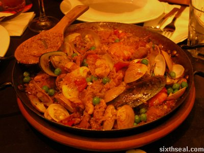 paella mixed