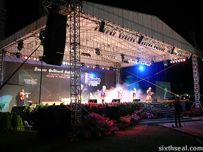 bcf stage
