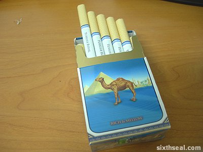 camel turkish royal smoke