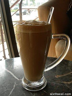 cbtl hazelnut latte