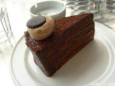 frappe cake
