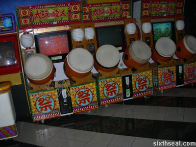 genting drums