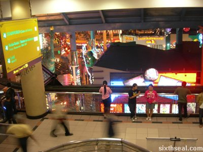 genting indoor arcade