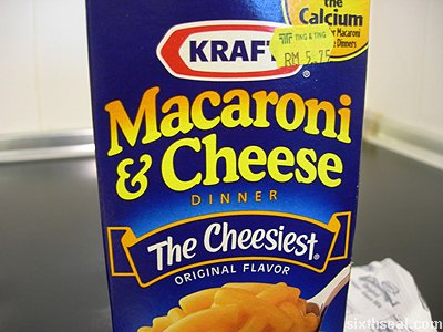 maca cheese cheesiest