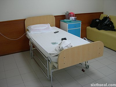 sibu medical bed