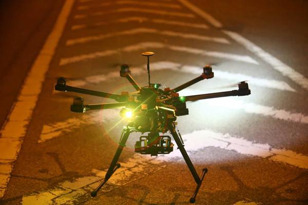 100PLUS Drones