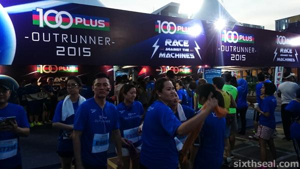 100PLUS Outrunner Putrajaya