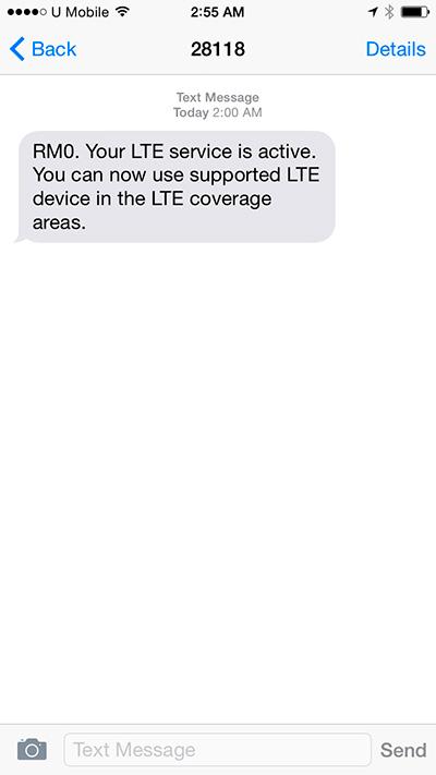 LTE Active