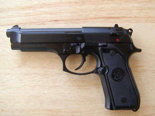 Beretta96FS