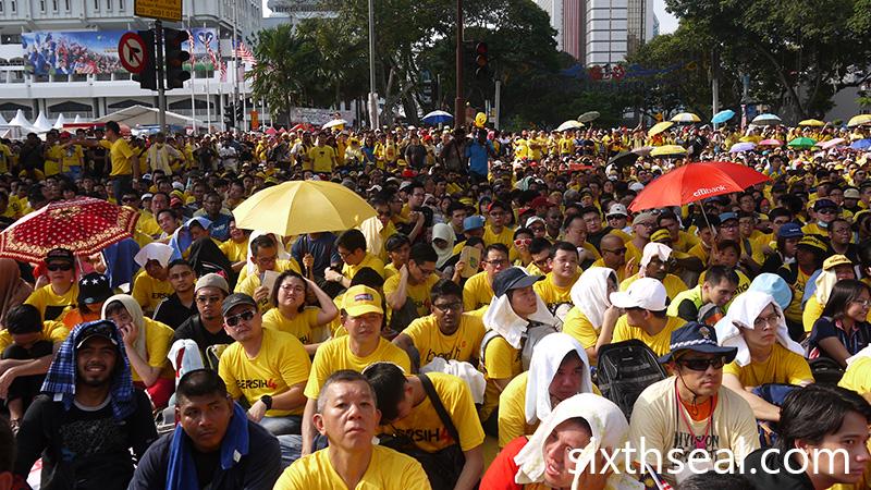 Bersih 4 KL