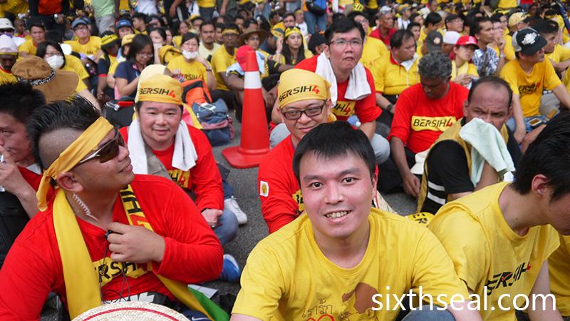 Bersih 4 Me