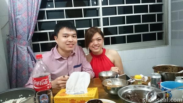 CNY Visiting 2015