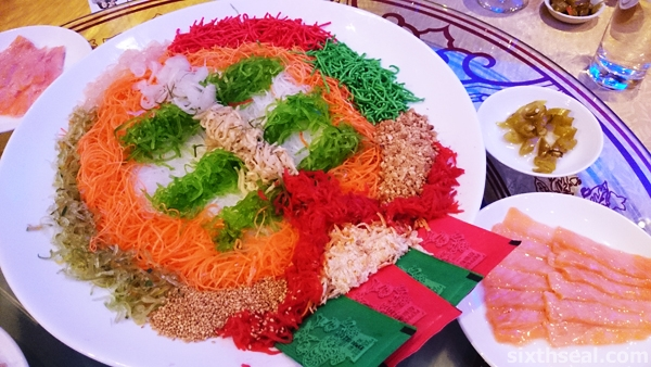 Sheep Yee Sang