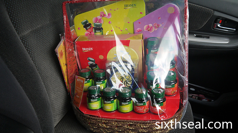 Brands CNY Hamper