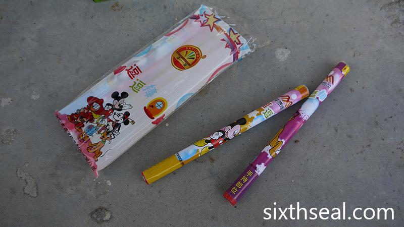 Disney Sparklers