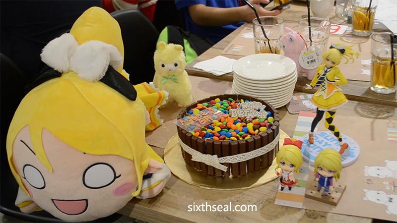 Eli Ayase Birthday