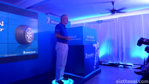 michelin media launch