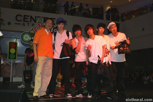 Best Choreographed Crew